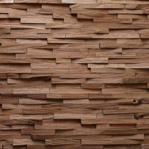 Мозаика и 3D панели из дерева RFA Дуб Кливд