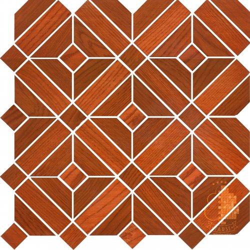 Мозаика и 3D панели из дерева Tarsi 2D715