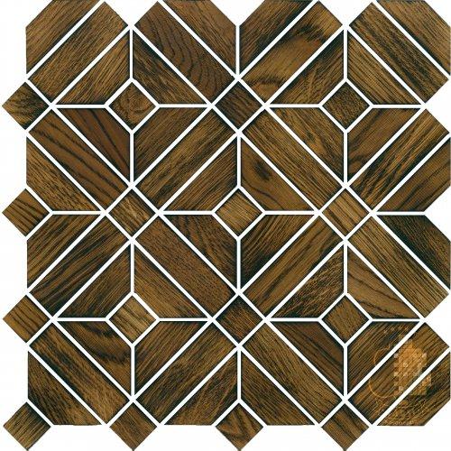 Мозаика и 3D панели из дерева Tarsi 7020