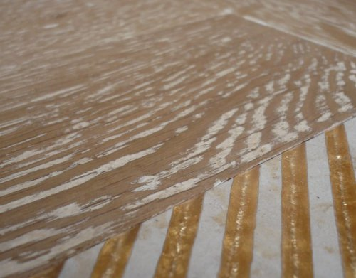 Модульный паркет Da Vinci с мозаикой 26-006-00463