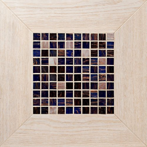 Модульный паркет Da Vinci с мозаикой 26-006-00470