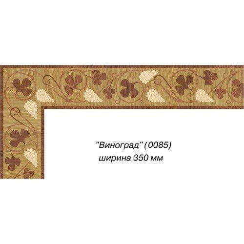 Художественный паркетный бордюр Da Vinci 26-022