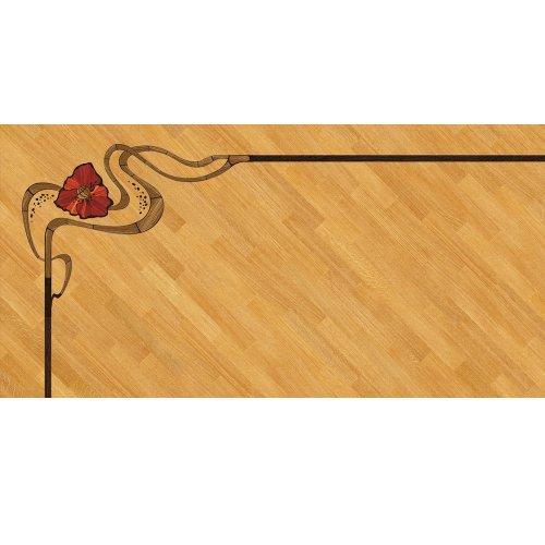 Художественный паркетный бордюр Da Vinci 26-129