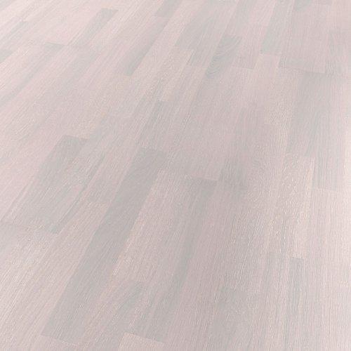Паркетная доска TerHurne Дуб состаренный белый