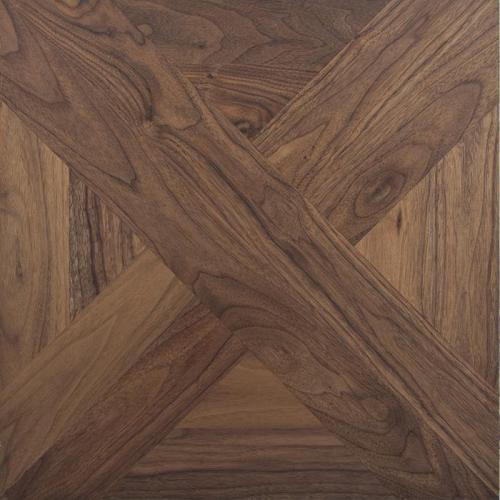 Модульный паркет Goodwin Art Орех американский W1 коричневый