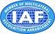IAF сертификат паркетной доски City Deco