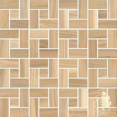 Мозаика и 3D панели из дерева Tarsi 411