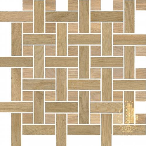 Мозаика и 3D панели из дерева Tarsi 2D511