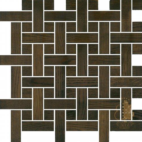Мозаика и 3D панели из дерева Tarsi 504