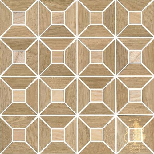 Мозаика и 3D панели из дерева Tarsi 2D611