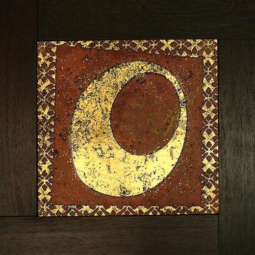 Модульный паркет Da Vinci с мозаикой 26-006-00465