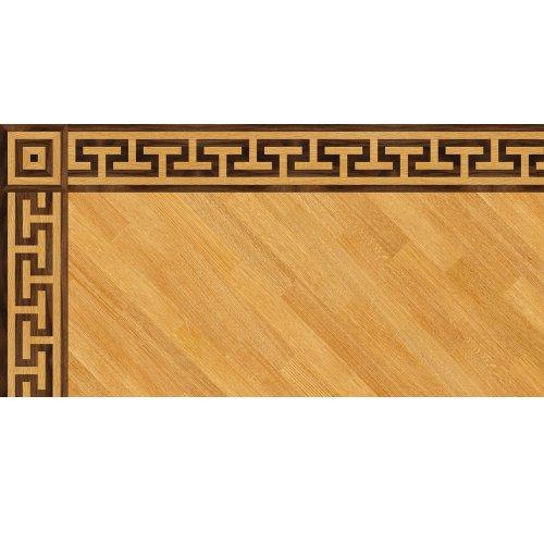 Художественный паркетный бордюр Da Vinci 26-152