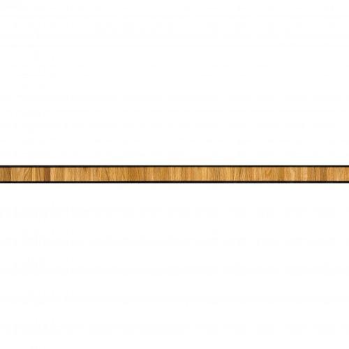 Художественный паркетный бордюр Da Vinci 26-157