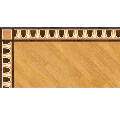 Художественный паркетный бордюр Da Vinci 26-012