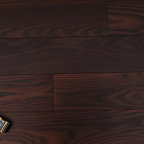 Массивная доска Hajnowka Ясень Oro Nero 120/140мм Селект Масло-Воск